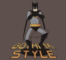 Oppan Gotham Style by April Hoera