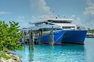 Bahamas Ferry at Potter's Cay - Nassau, The Bahamas by Jeremy Lavender Photography