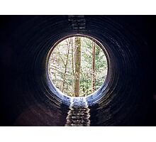 pipe Photographic Print