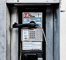 public phone by PatSchlaich