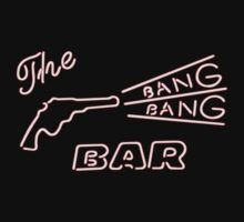 The Bang Bang Bar! (David Lynch's Twin Peaks)  by LamericaTees