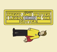 I leave Trekkies in the gutter!  (kirk) by gerrorism