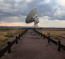 Radiotelescope by zumi