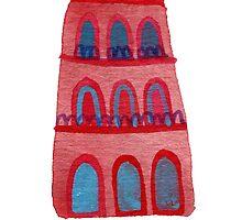 La Casa Rosada by Nic Squirrell