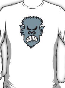 Angry Halloween Werewolf T-Shirt