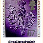 Airmail from Bonnie Scotland by ©The Creative  Minds