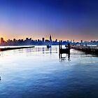 Good morning New York by Zoltán Duray