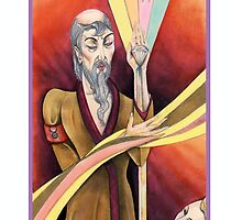 Astrology - Tarot. Taurus - The Hierophant by didielicious