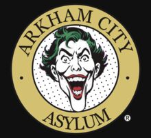 Arkham City Asylum by prunstedler