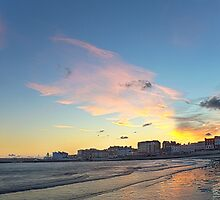 A Margate Sunrise by timpr