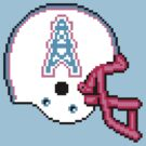 Tecmo Bowl Oilers by Mister Pepopowitz