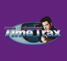 Time Trax - Darien Lambert by metacortex