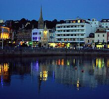 Torquay Illuminations by Beverley Barrett