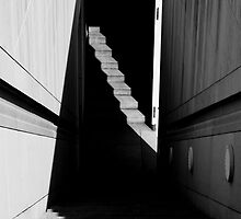 Stairs by Tony Buchwald
