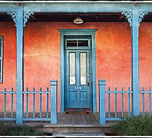 Tucson front porch by Matt Suess