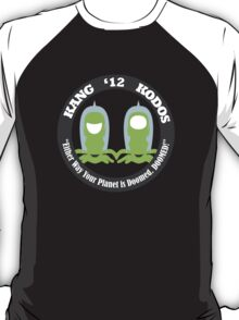 Vote Kang - Kodos '12 T-Shirt