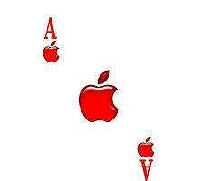 Ace of Apple by Paul Leslie