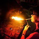 Cigarette Lighter by Lividly Vivid