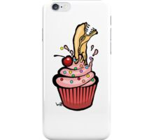 Alien Cupcake iPhone Case/Skin