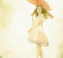 A little fall of rain by Mel Brackstone