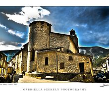 Old abbey by gabriellaksz