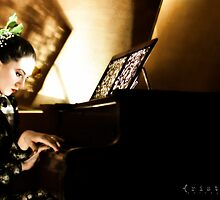 The Pianist  by cristofor