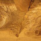 Sandstone Abstract by Lynn Gedeon
