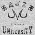 Majin University (black vintage) by karlangas