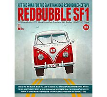 SF1 Poster Challenge Photographic Print