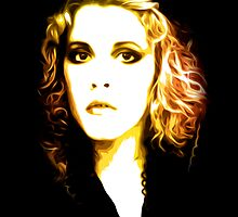 Stevie Nicks - Dreams - Pop Art by wcsmack