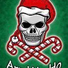 Pirate Santa by davidkyte