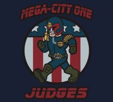 Mega-City One University by beware1984