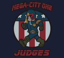 Mega-City One University by beware1984