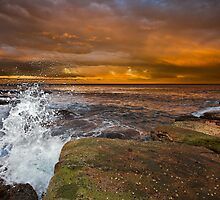 Flash Sunset by Andrew Murrell