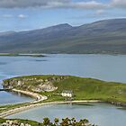 Loch Eriboll ..Island and Causeway by VoluntaryRanger
