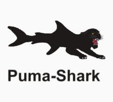 Puma-Shark Kids Clothes