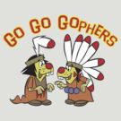 Go Go Gophers by BUB THE ZOMBIE