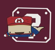 Plumber Whailz Tee by pixelpatch