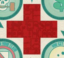 How Health Insurance Companies Really Work Sticker