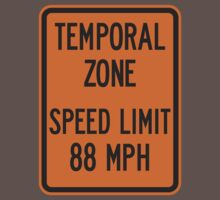 Temporal Zone by Blayde