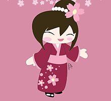 Kawaii Girl by AnimePlusYuma