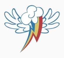 Rainbow Dash Cutie Wings Kids Clothes