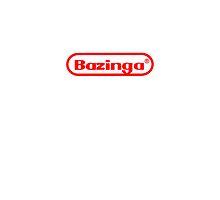 Nostalgic? Bazinga! iPhone Cover by daftwolfie
