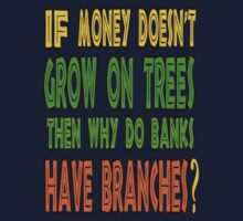 ㋡♥ټRandom Funny Bank Joke Clothing & Stickersټ♥㋡ Kids Clothes