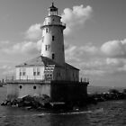 Lighthouse by Ted Schlosser