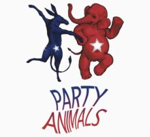 Party Animals by portispolitics