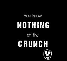 Mighty Boosh - You Know Nothing of the Crunch - Boosh Icon by warriorrawr