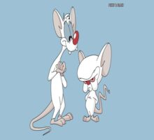 Pinky and Brain by eamon short