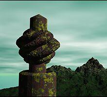 Mortar and Pestle by vinmac