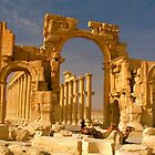 Palmyra, Syria by Citisurfer